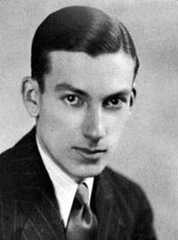 Photo of Hoagy Carmichael the  prototype secret agent