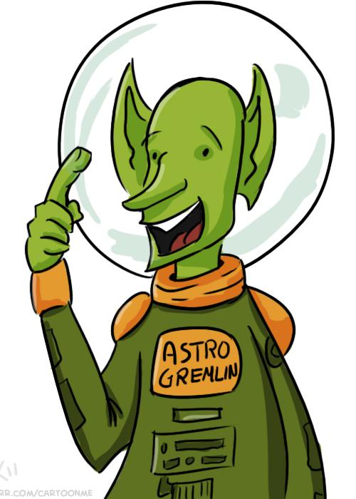 Picture of Astrogremlin