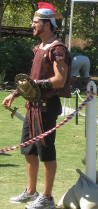photo of ancient greek soldier