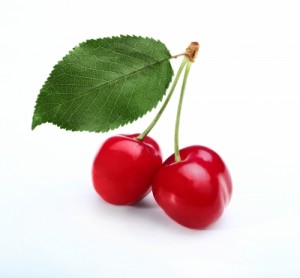 Photo of cherries for America's first superheroes