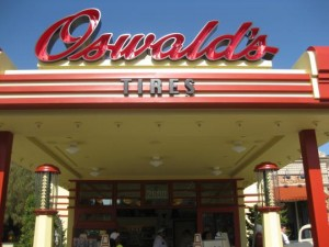 Photo of Oswald's in Carsland California Adventure