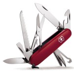 Swiss Army Fieldmaster knife